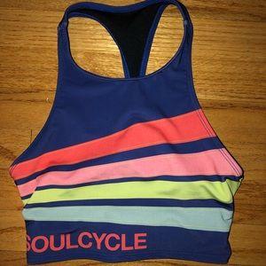 SoulCycle Sports Bra